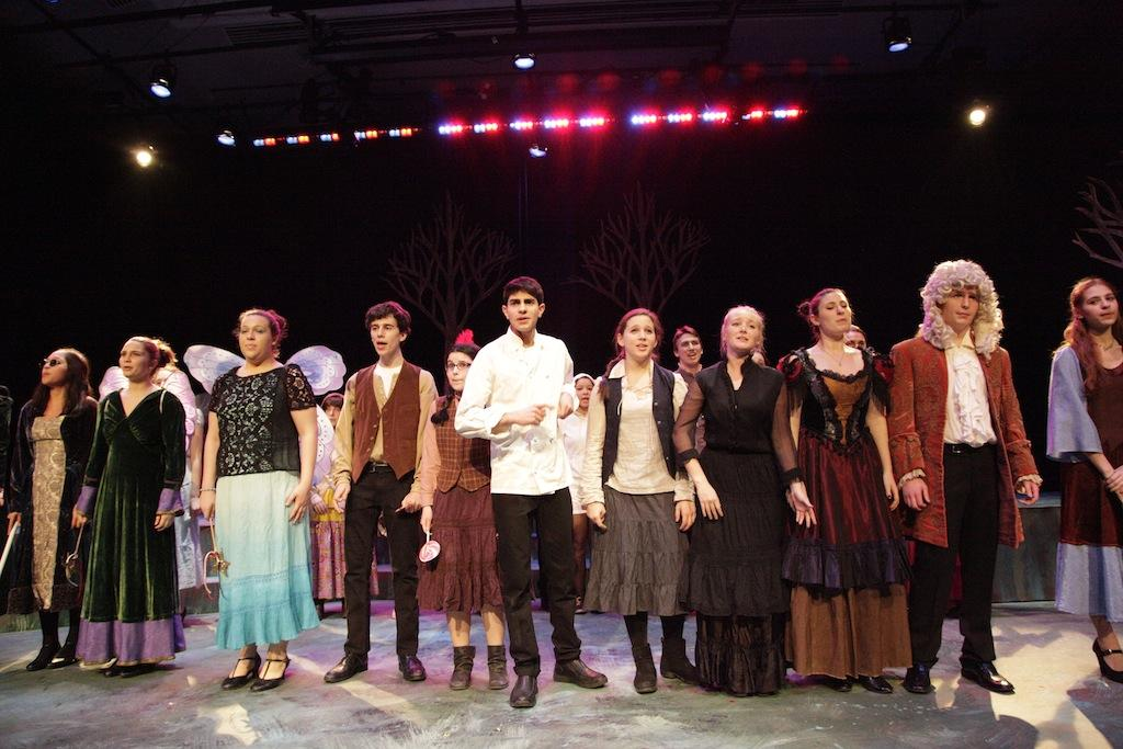 The Magic of Into the Woods