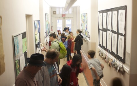 The First BC All-School Art Walk