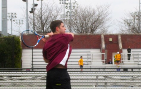 BC Tennis Team Finishes Its First Season