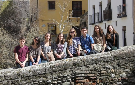BC Students Travel to Granada