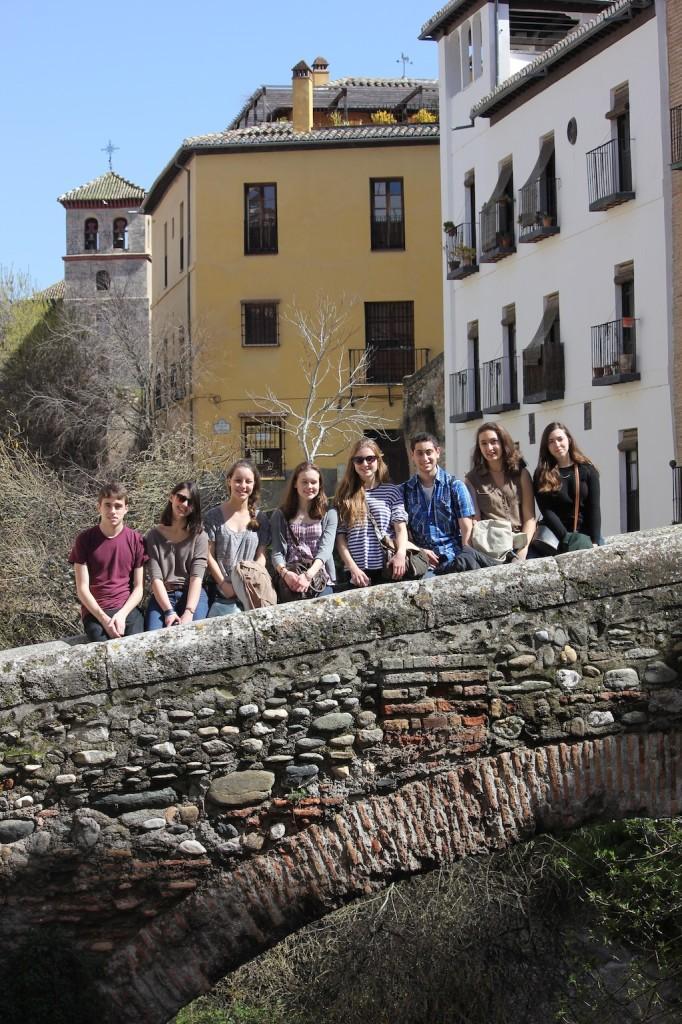 BC Students Travel to Granada