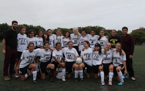 Girls Soccer Ends Season at PSAA Semi-Finals