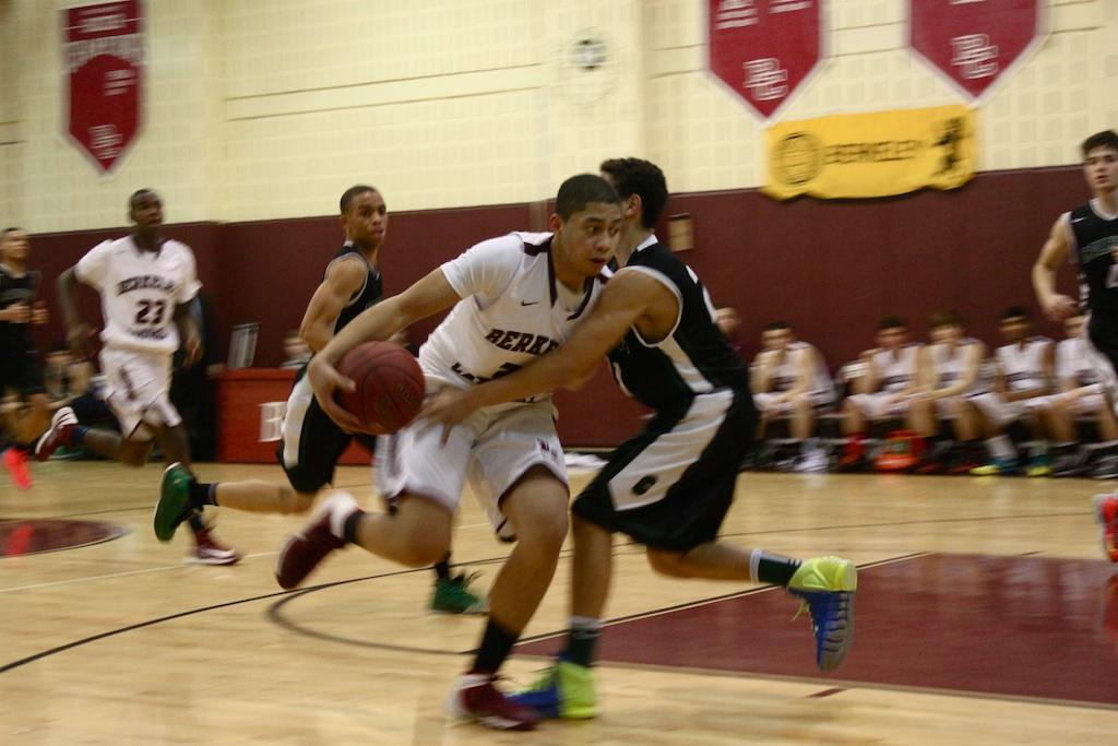 Boy's Varsity Basketball Team Looks to Make History