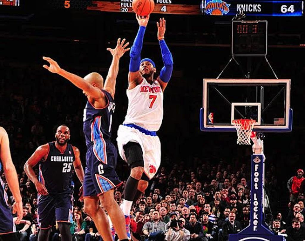 Berkeley Carroll Witnesses Historic Knicks Record