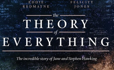 The Theory of Everything – But Love