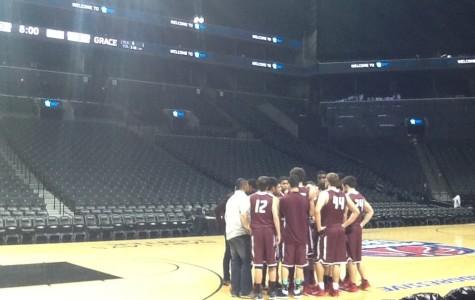 BC Goes Big: Boys Varsity Basketball Take the Barclays Center