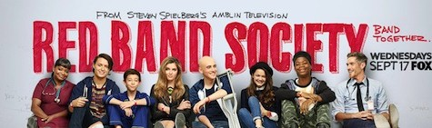Grey's Anatomy + The Fault in our Stars = Red Band Society