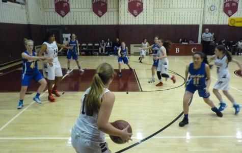 2015 Girls Basketball on the Prowl