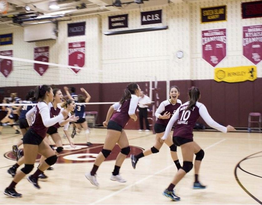Girls Varsity Volleyball: A Synopsis