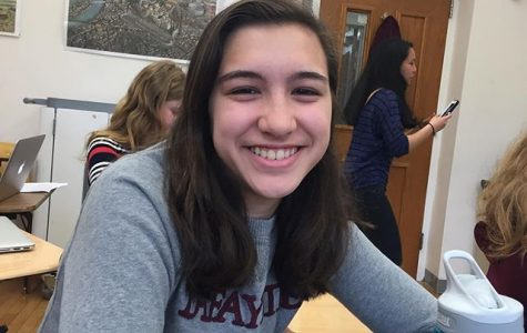 Humans of BC: Gabby Guarna '18