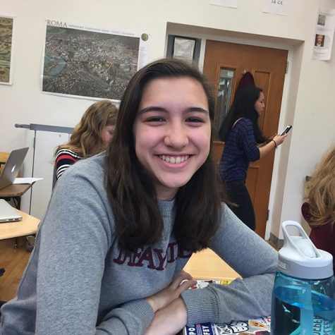 Humans of BC: Gabby Guarna
