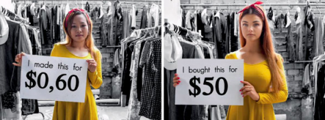 Do You Really Wanna Buy That?: The Real Cost of Fast Fashion