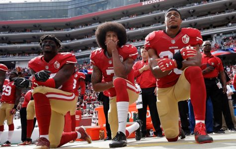 "Redefining Patriotism: A Look Into ""The Take a Knee"" Protests"