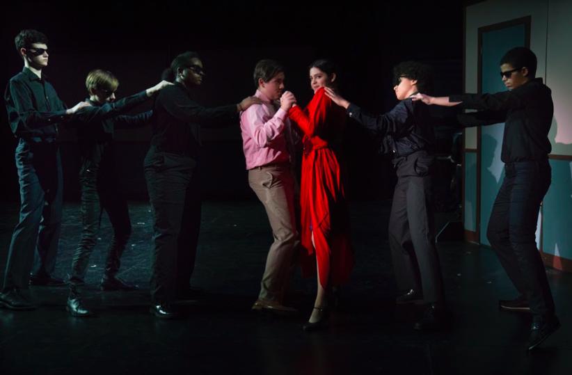 Gemma+Siegler+%28Judy+Bernly%29+and+Graham+Stodolski+%28Franklin+Hart%29+in+The+Dance+of+Death.+Photo+by+Jackie+Weisberg.+