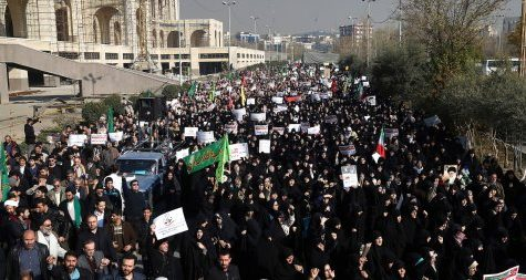 Eggs and Income Inequality: A Look Into the Protests in Iran