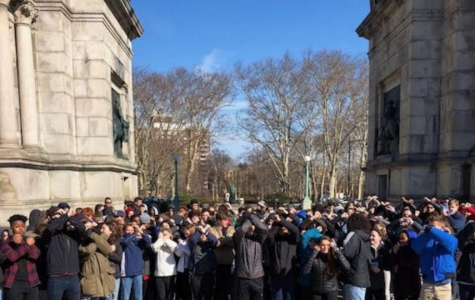 #ENOUGH: BC Students Walkout for Gun Reform