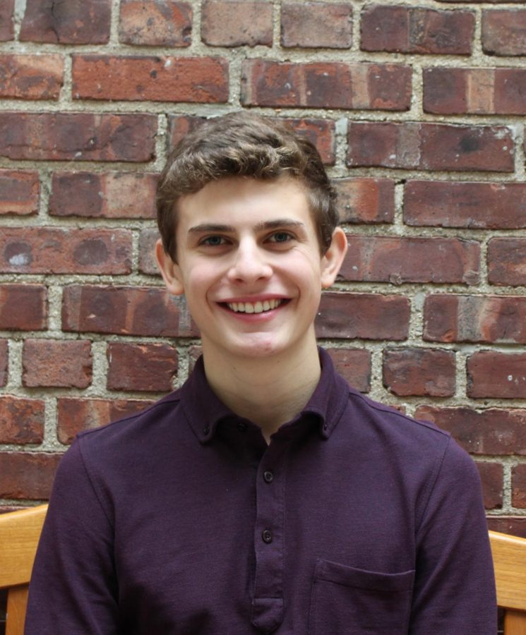 Julian Ansorge, Assistant Editor-In-Chief