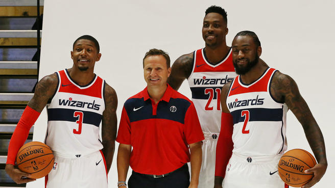 What's Wrong with the Washington Wizards?