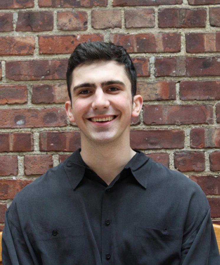 Ethan Zohn, Staff Writer