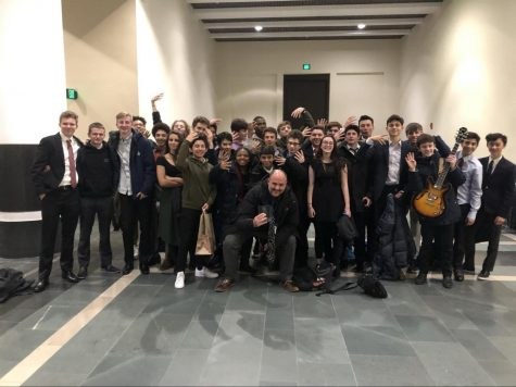 BC Jazz Ensemble Wins Big at Berklee Jazz Festival!