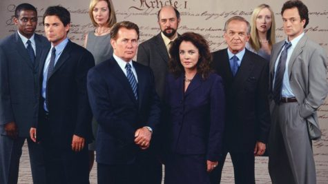 Not Jive Talkin': Opinions on The West Wing
