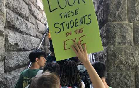 September's Global Climate Strike and its Relevance at BC: