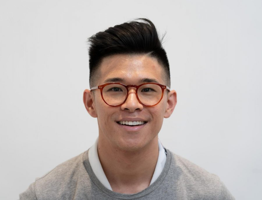 Get To Know Mr. Leong!