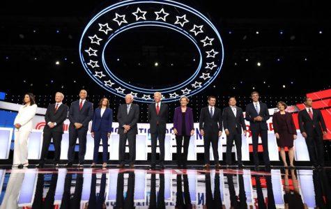 October 15th Democratic Debate