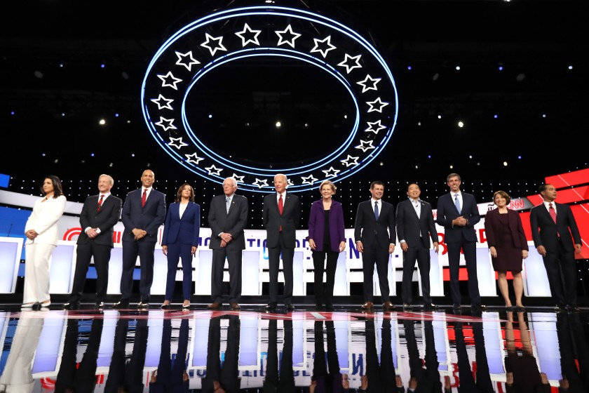 October 15th Democratic Debate