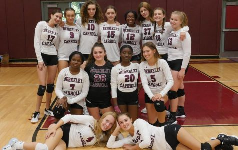 Teamwork Makes The Dreamwork: Girls Volleyball at Berkeley Carroll