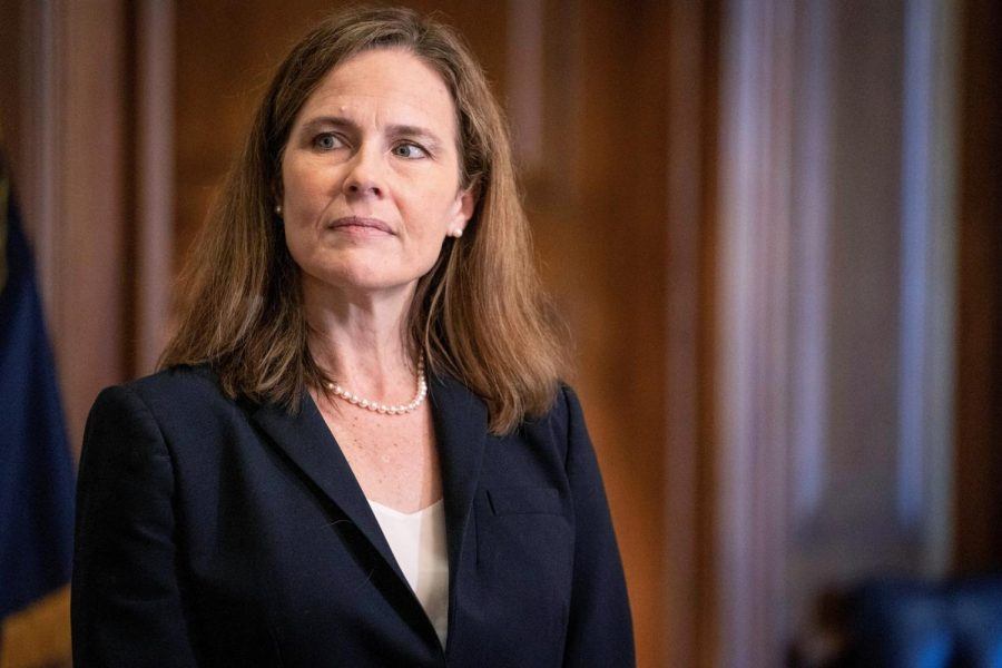 Amy Coney Barrett/Via Reuters on NBC News