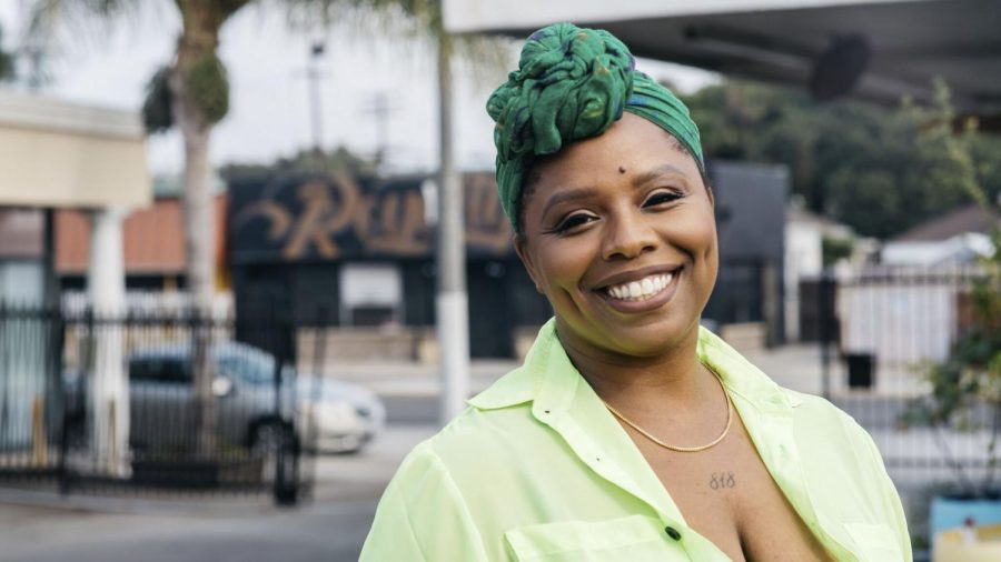 Patrisse Cullors/ Courtesy of Giovanni Solis via Variety