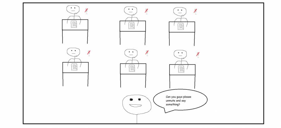 Blotter Cartoons #2
