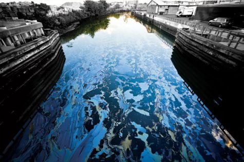 The Gowanus Canal; taken by A. Jesse Jiryu Davis, courtesy of New York Magazine