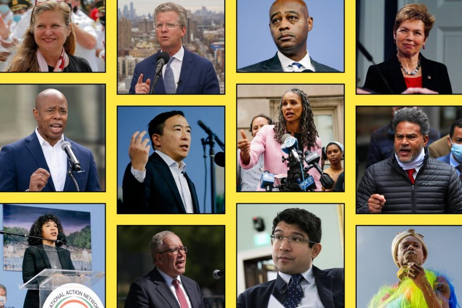 An Update on the NYC 2021 Mayoral Elections